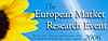 European Market Research Event 2006