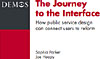 The Journey to the Interface