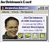 IBM E-Card