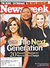 Marissa Meyer on Newsweek