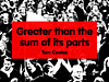 Tom Coates: Greater than the sum of its parts
