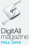 Samsung's DigitAll magazine
