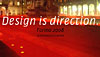 Design is direction