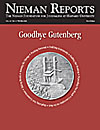 Goodbye Gutenberg