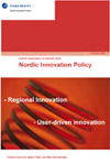 User-driven innovation in the Nordic region