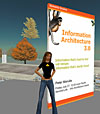 Peter Morville talk on Second Life