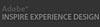 Adobe's Inspire Experience Design site