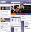BBC homepage beta