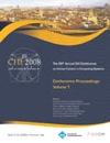 CHI 2008 proceedings