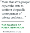 The Politics of Public Behaviour