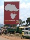 Uganda sign