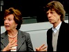 Mick Jagger at the EU