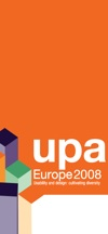 UPA European Regional Conference