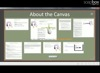 Canvas for OneNote