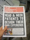 Experience based design at the NHS
