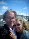 Bruce Sterling and Jasmina Tesanovic