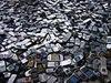 Sea of phones