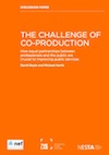 The challenge of co-production