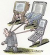 Oppression by technology