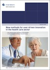 User driven innovation in the health care sector