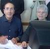 Elderly and email