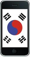 iPhone in Korea