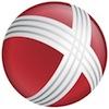Xerox logo detail