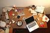 Arieff's desk