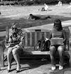 Social media in public spaces