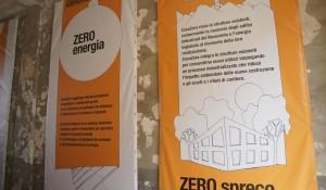 The project aims for zero soil/space used, zero waste of resources, zero time, zero energy and zero project errors.