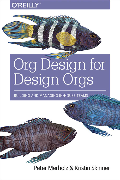 org design for design orgs