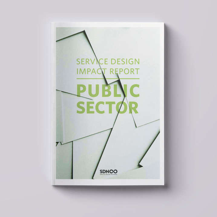 New report on service design impact in public sector