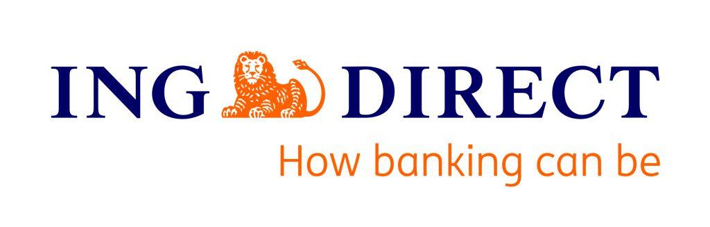 ING DIRECT logo, tagline, RGB