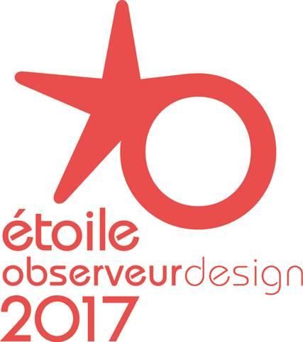 CITYOPT awarded Etoile du design 2017