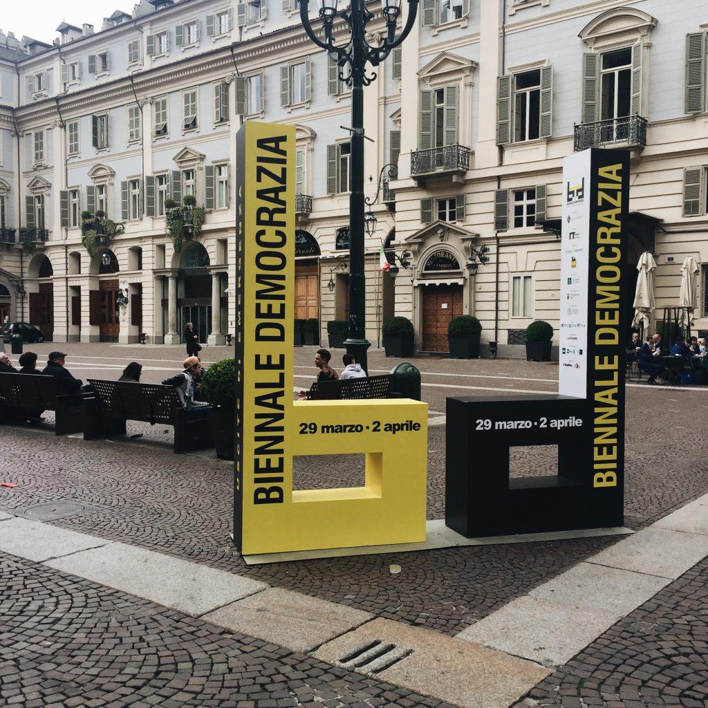Biennale Democrazia Turin 2017