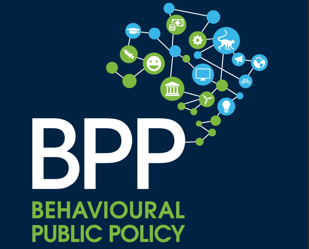 First issue of Behavioural Public Policy now available for free
