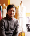 Innovative Chinese fashion designer Wang Wei