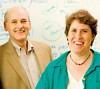 Alexandra Mack and Jim Euchner of Pitney Bowes Inc.