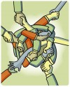 Samsung's DigitAll Magazine Spring 2006 - illustration by Cam Chesney